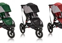 Baby Jogger Summit X3 Vs Bob Revolution