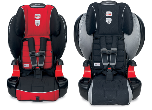 Britax Frontier 90 Vs Pinnacle 90