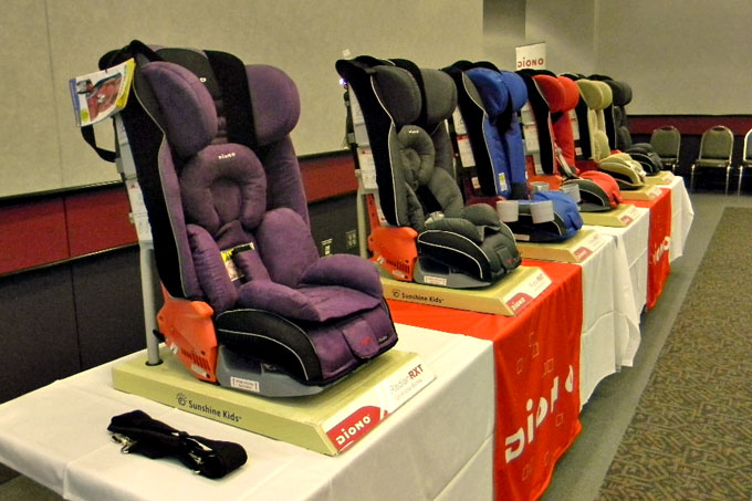 Comfortable Baby Car Seats For Long Trips