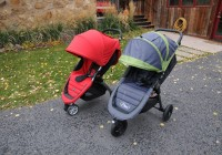 UPPAbaby Vista Vs City Mini GT