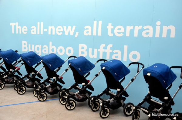 UPPAbaby Vista Vs Bugaboo Buffalo