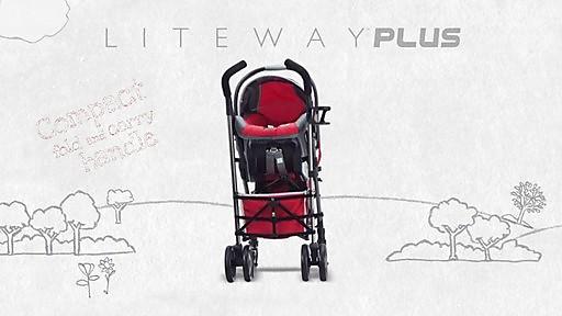 Chicco Liteway Vs Liteway Plus