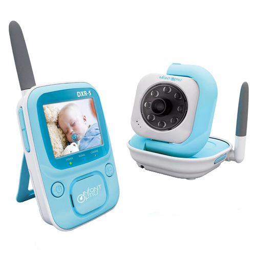 Infant Optics DXR-5 Vs Motorola MBP33