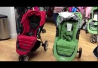 BOB Motion Vs Britax B Agile