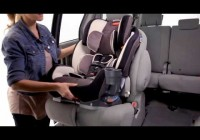 Graco Milestone All-in-1 Vs Britax Frontier G1