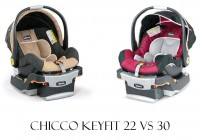 Chicco Keyfit 22 Vs 30