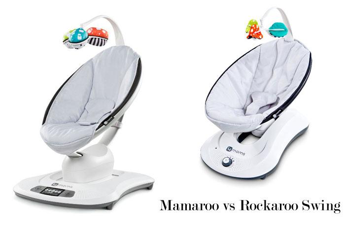 Mamaroo Vs Rockaroo Swing