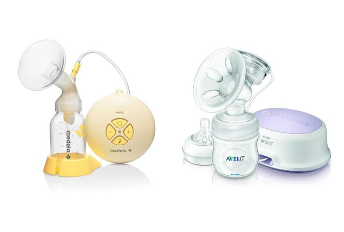 medela-swing-vs-avent-electric