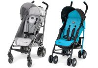 Chicco Liteway Vs Chicco Echo