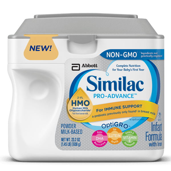 Similac Pro Advance Vs Enfamil Enspire 2