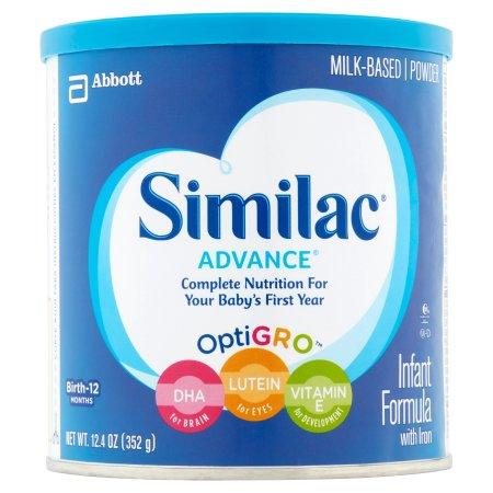 Similac Pro Advance Vs Similac Advance 3