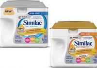 Similac Pro Advance Vs Similac Pro Sensitive 1