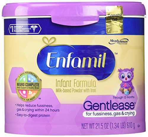Similac Total Comfort Vs Enfamil Gentlease 3