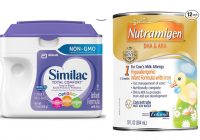 Similac Total Comfort Vs Nutramigen 1