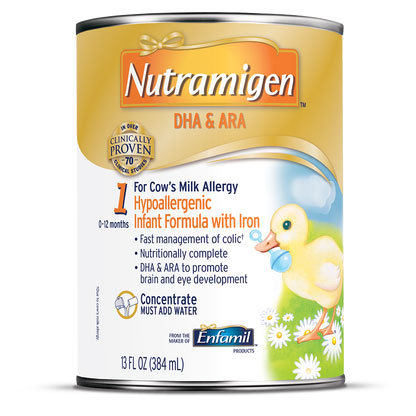 Similac Total Comfort Vs Nutramigen 3