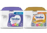 Similac Total Comfort Vs Similac Pro Sensitive 1