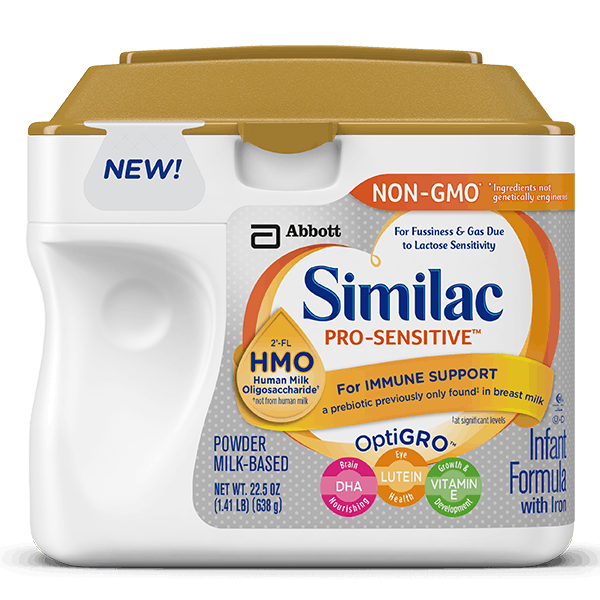 Similac Total Comfort Vs Similac Pro Sensitive 3
