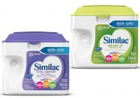 Similac Total Comfort Vs Similac Spit Up 1