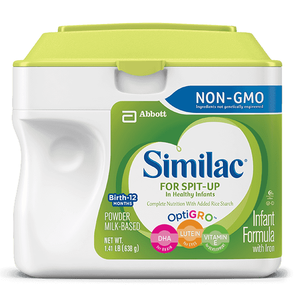Similac Total Comfort Vs Similac Spit Up 3