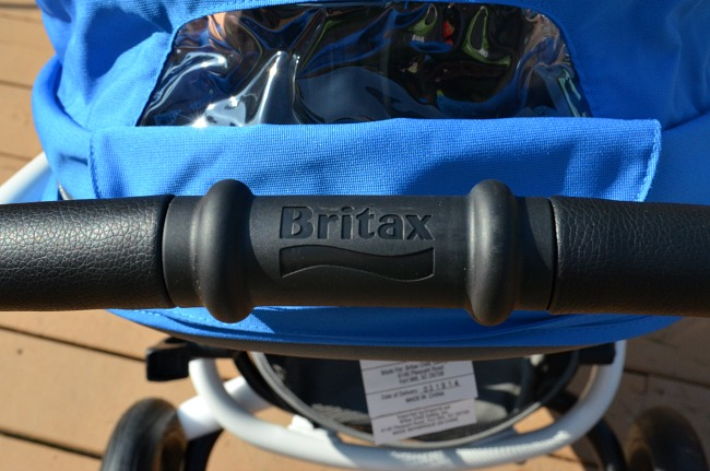 Britax Affinity Vs B-Ready