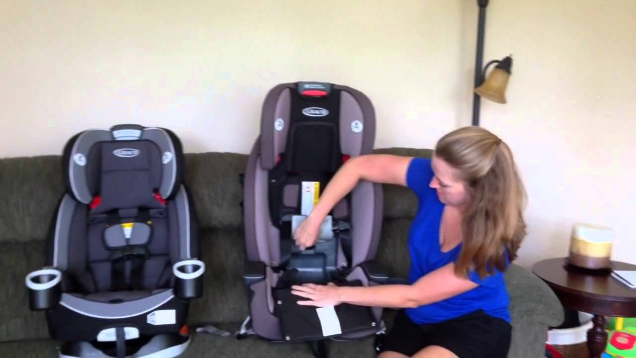 Graco Forever Car Seat Vs Milestone