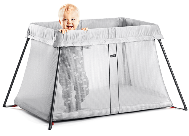 Baby Bjorn Travel Crib Light Vs Light 2