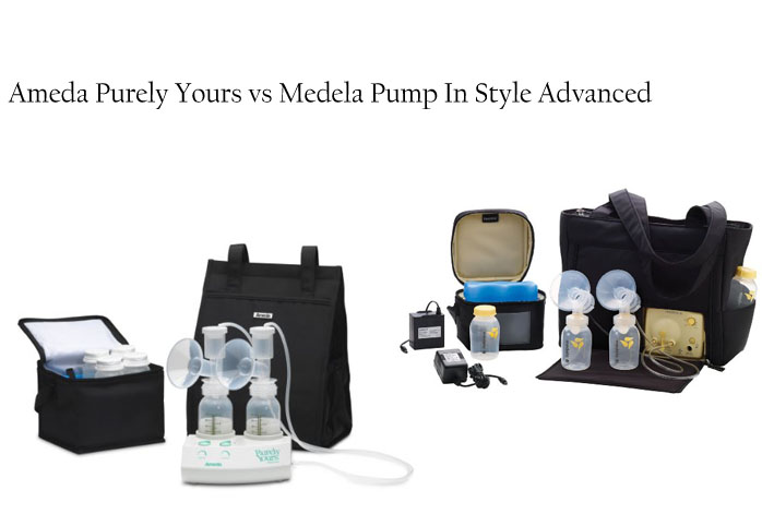 Ameda Purely Yours Vs Medela Pump In Style Advanced
