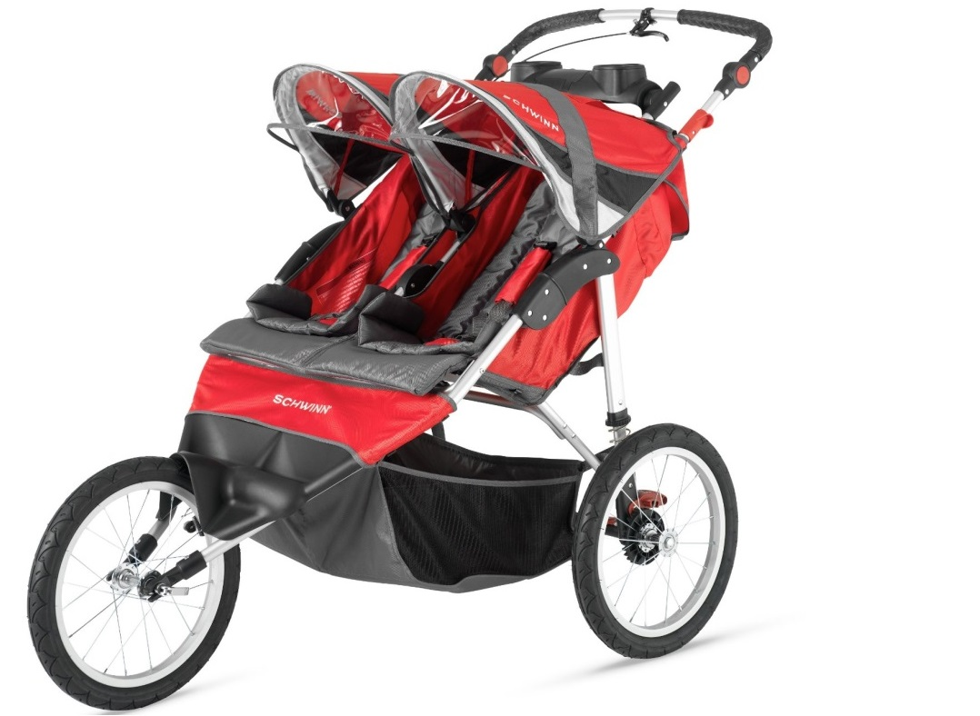 Best Double Jogging Stroller 2016 3