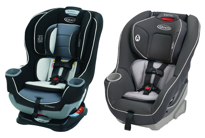 Graco Extend2Fit Vs Contender