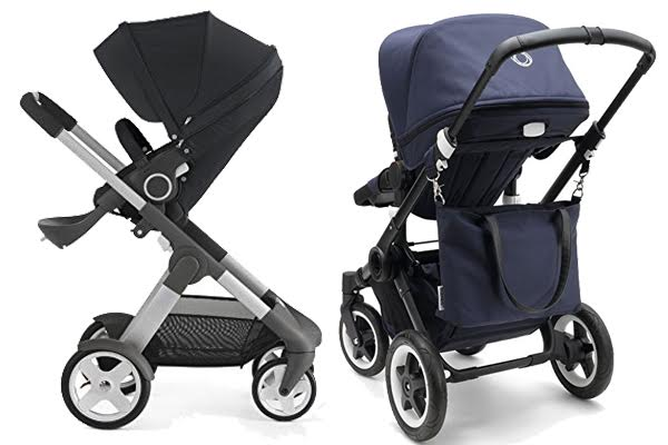 Stokke Crusi Vs Bugaboo Buffalo