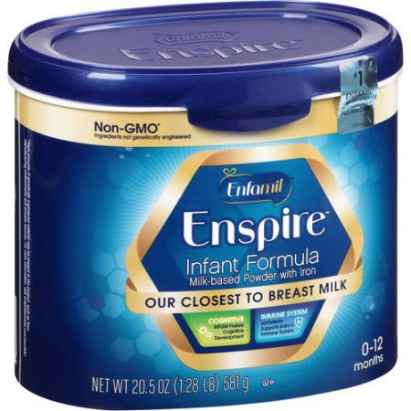 Enfamil Enspire Vs Similac Pro Advance 2