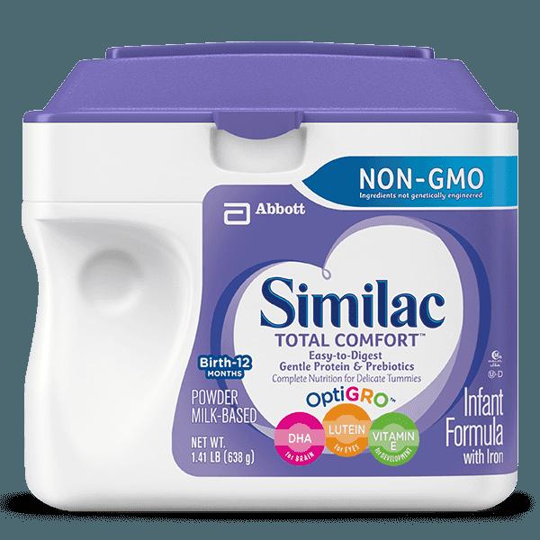 Similac Total Comfort Vs Similac Pro Sensitive 2