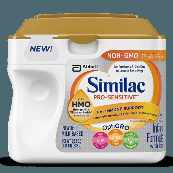 Similac Total Comfort Vs Similac Pro Sensitive 3