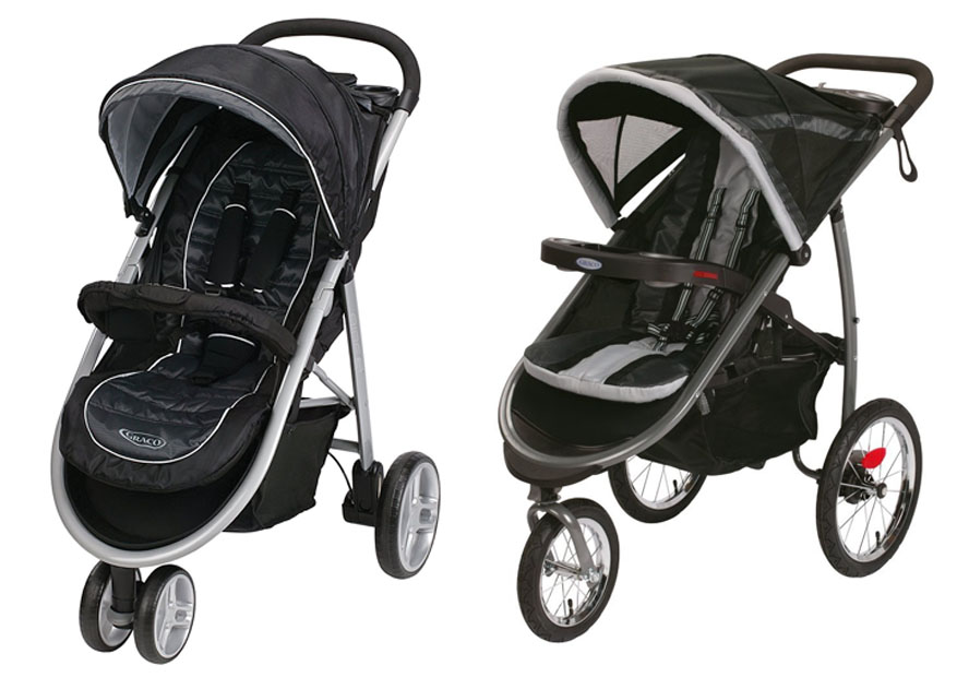 Graco Aire3 Vs Graco Fast Action