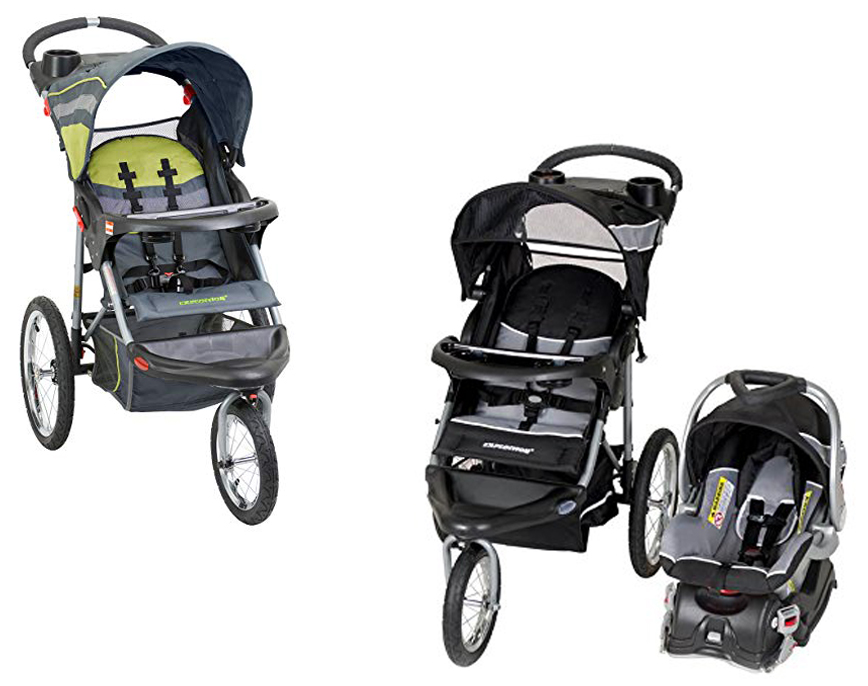 Baby Trend Expedition vs Expedition
