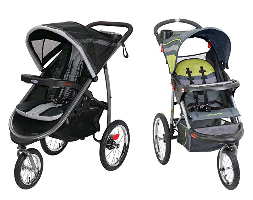 Graco FastAction fold jogger vs Baby Trend Expedition