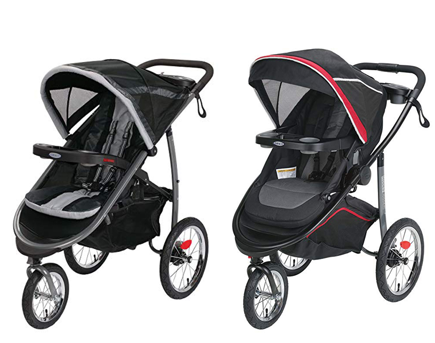 Graco FastAction Fold jogger vs Graco Modes jogger