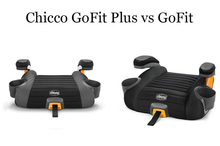 Chicco GoFit Plus vs GoFit