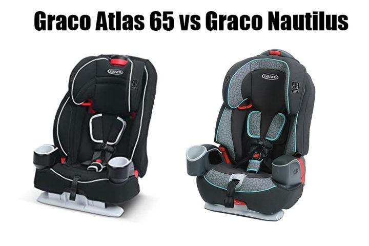 Graco Atlas 65 vs Graco Nautilus