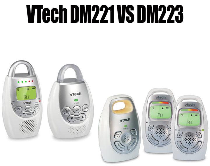 VTech DM221 vs DM223