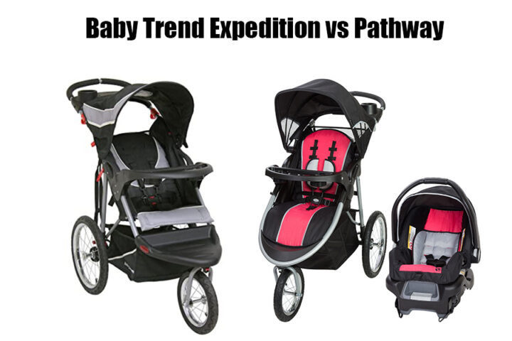 Baby Trend Expedition vs Pathway