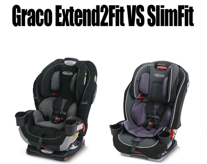 Graco Extend2Fit Vs SlimFit